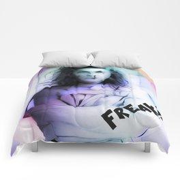 Padded Cell FREAK! Comforters