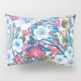 Flower Happiness Pillow Sham