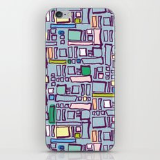 Blocked iPhone & iPod Skin