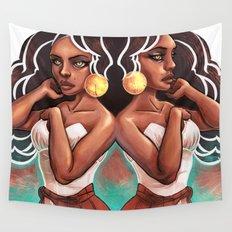 Gemini Wall Tapestry