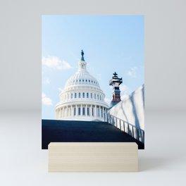 Our Nation's Capital Mini Art Print