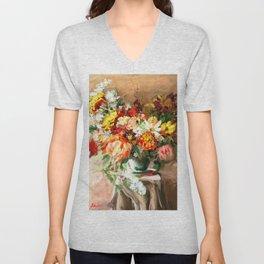 Sunny bouquet Unisex V-Neck
