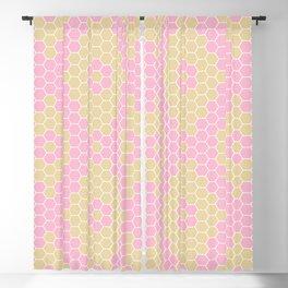 Six corners pattern 13 Blackout Curtain