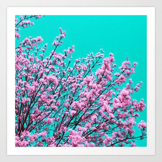 spring tree XIX Art Print