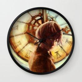 Dum Spiro, Spero Wall Clock