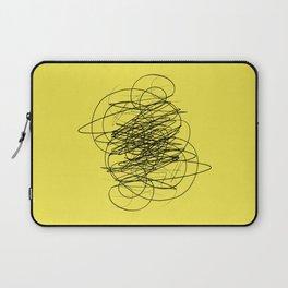 DEVOTIONAL SCRIBBLE Laptop Sleeve