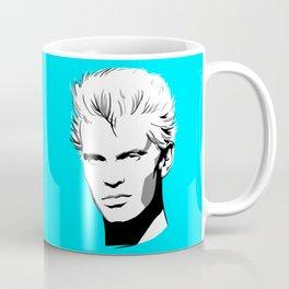 Billy Idol Coffee Mug
