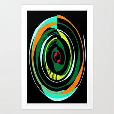 Wheeeel Art Print