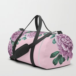 Flowers on a spring day Duffle Bag