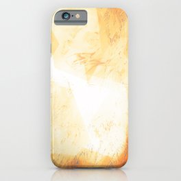 She is the sun iPhone Case