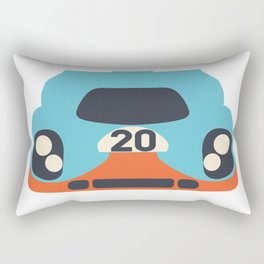 Le Mans Rectangular Pillow