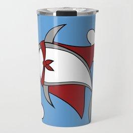 Super Shark Travel Mug