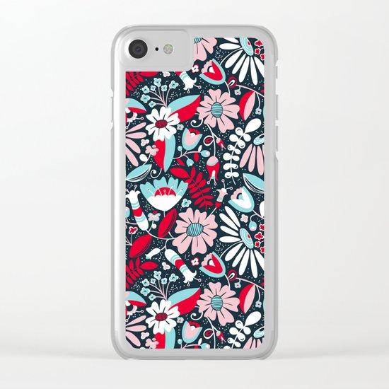 Annabelle Flirt Clear iPhone Case