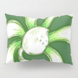 """""""Jailbird"""" Flowerkid Pillow Sham"""