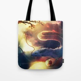 Dreams Don't Turn To Dust Tote Bag