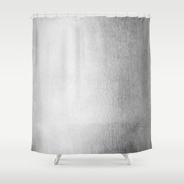 Moonlight Silver Shower Curtain