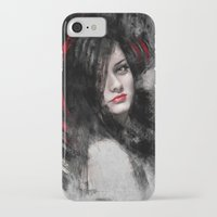 passion iPhone & iPod Cases featuring Passion by Kanelov