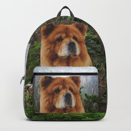 Dog Chow Chow Backpack