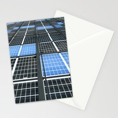 Solar Panel Wall Stationery Cards