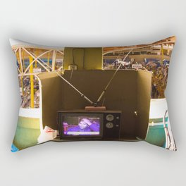 Market Madness Rectangular Pillow