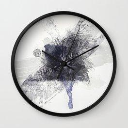 Expressions Deer Wall Clock