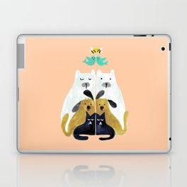 Let's get together Laptop & iPad Skin