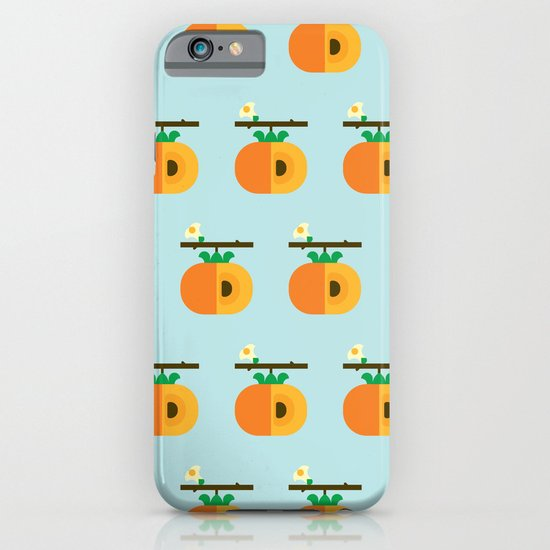 Fruit: Persimmon iPhone & iPod Case
