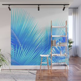 Winter Palm Wall Mural