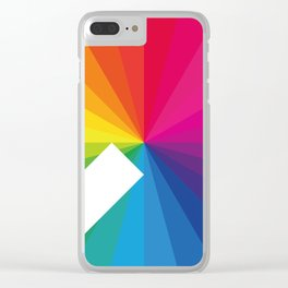 Jamie XX - In Colour Clear iPhone Case