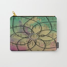 Dreaming of Languages Carry-All Pouch