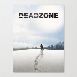 Deadzone Poster Canvas Print