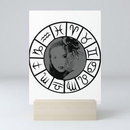 Horoscope Mini Art Print