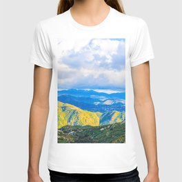 The Light in the Valley T-shirt