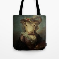 Cow #1 Tote Bag