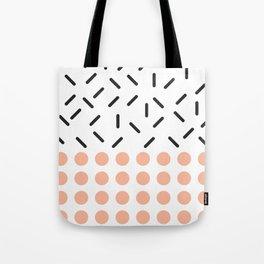 Punto y Linea Tote Bag