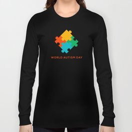 Child Health Day Long Sleeve T-shirt