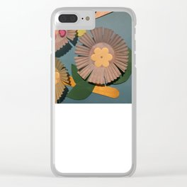 oceans craft Clear iPhone Case