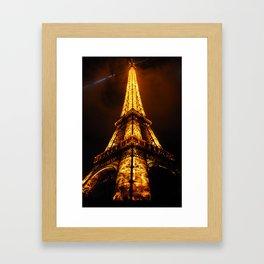 La Tour d'Eiffel Framed Art Print