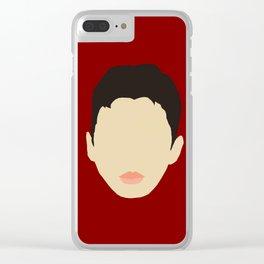B.A.P Yongguk Clear iPhone Case