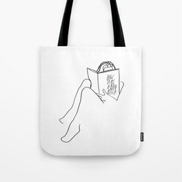 Badass Muse Tote Bag