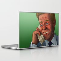 fargo Laptop & iPad Skins featuring Fargo by Ryan Ketley