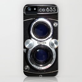 Yashica Camera iPhone Case