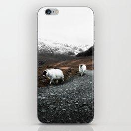 Ram Crossing / Isle of Skye iPhone Skin