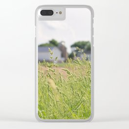 Country Daydream Clear iPhone Case