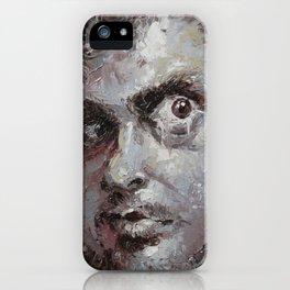 discontented el-terco iPhone Case