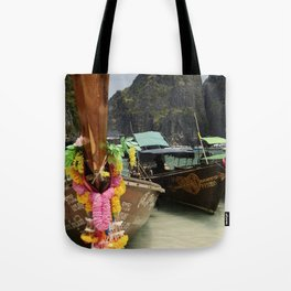 Longtail Tote Bag