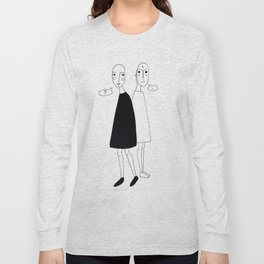 Wanderer Long Sleeve T-shirt