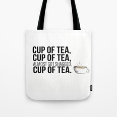 Cup Of Tea Tote Bag