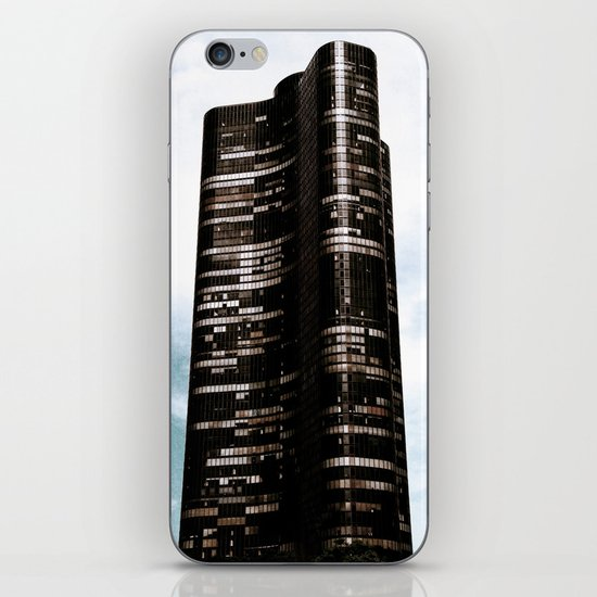 chi iPhone & iPod Skin