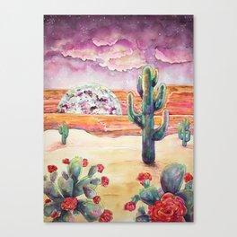 Desert Dream Canvas Print
